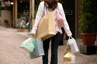 買い物の写真・画像素材[525316]