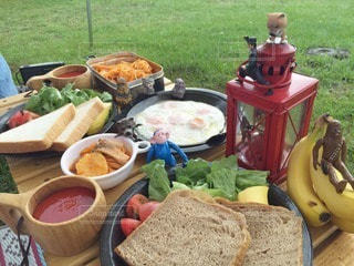 食べ物の写真・画像素材[100779]