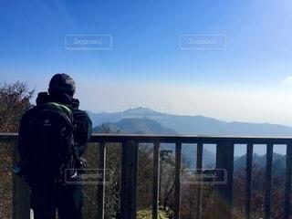 山頂からの眺めの写真・画像素材[2615332]