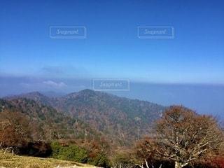 大台ヶ原山頂からの眺めの写真・画像素材[2615554]