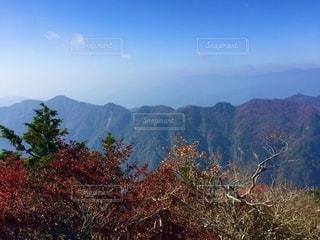 大台ヶ原山頂からの眺めの写真・画像素材[2615627]