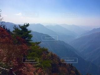 大台ヶ原山頂からの眺めの写真・画像素材[2615628]