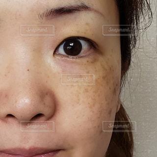 女性の顔です🌟の写真・画像素材[2740993]
