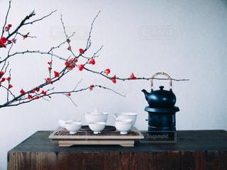 台湾 台湾茶 茶器 雑貨 中国茶の写真・画像素材[2614976]