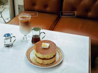 鎌倉 喫茶店 パンケーキの写真・画像素材[2615073]
