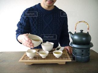 台湾茶 雑貨 茶器 中国茶の写真・画像素材[2615144]