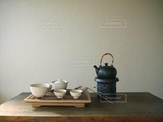 台湾茶 茶器 雑貨 中国茶の写真・画像素材[2615145]