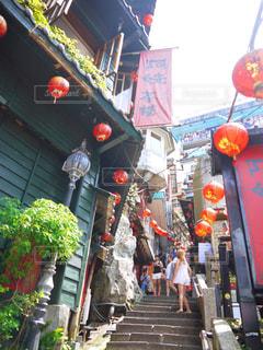 台湾 九分の写真・画像素材[2615183]