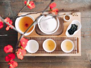 台湾茶の写真・画像素材[3050632]