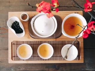 台湾茶の写真・画像素材[3050627]