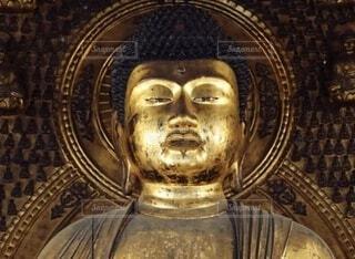 京都 仏像の写真・画像素材[3732317]