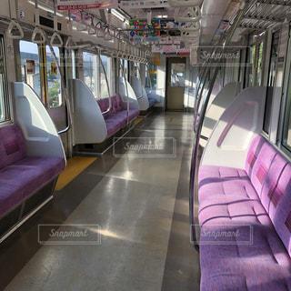 電車の写真・画像素材[2616396]