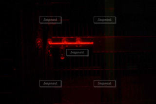 暗闇の写真・画像素材[288200]