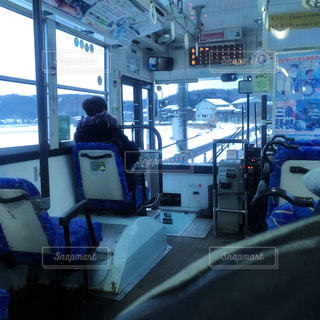 朝のバス - No.936016