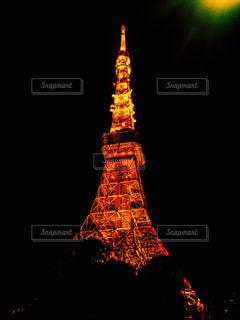 東京タワーの写真・画像素材[977659]