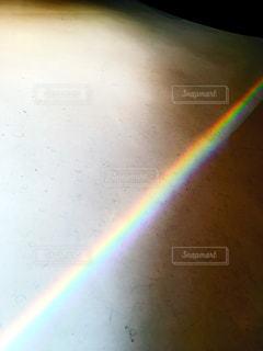光と闇を劈く七色の写真・画像素材[1822073]