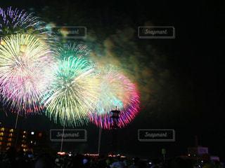 長岡花火大会の写真・画像素材[2744330]