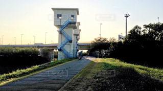 多摩川サイクリングロードの写真・画像素材[2802595]