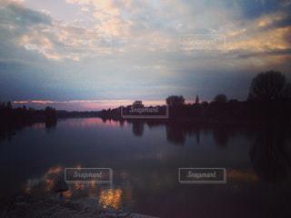 ハイデルベルク、ネッカー川の写真・画像素材[2614274]