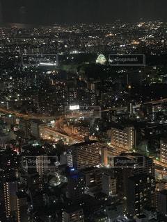 名古屋の夜景の写真・画像素材[2615163]