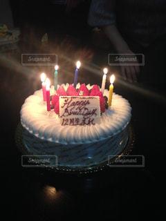 12月生まれみんなでお祝い🎂の写真・画像素材[2685520]