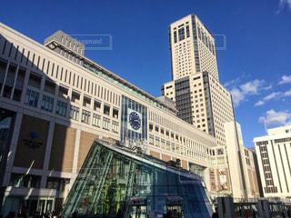 札幌駅の写真・画像素材[2734444]