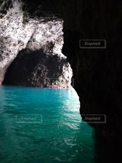 青の洞窟の写真・画像素材[2621865]