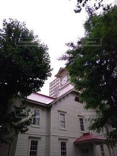 札幌時計台の写真・画像素材[2621868]