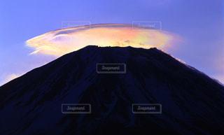 彩雲の写真・画像素材[2641675]