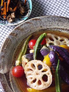 夏野菜マリネの写真・画像素材[174508]