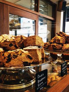 おしゃれなパン屋の写真・画像素材[395339]