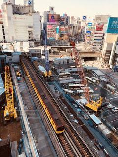 変わりゆく渋谷駅の写真・画像素材[994302]