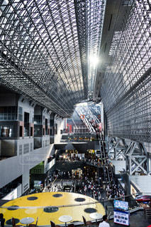 京都駅の写真・画像素材[1554536]