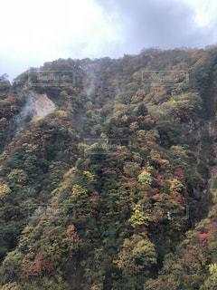 日光 華厳の滝からの風景の写真・画像素材[2623005]
