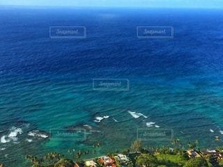 青い海の写真・画像素材[2668621]