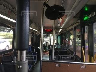 バスの車内の写真・画像素材[2676283]