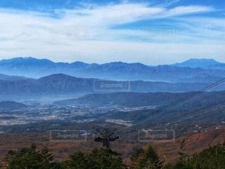 北横岳からの景色の写真・画像素材[2715065]