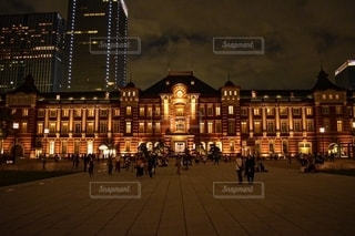 東京駅の写真・画像素材[2626905]