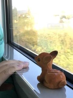 奈良からの帰りの写真・画像素材[2706963]