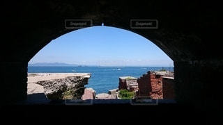 ラピュタの島の写真・画像素材[2630559]