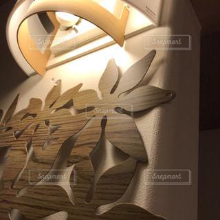 癒しの灯の写真・画像素材[2696731]