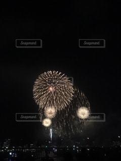 花火の写真・画像素材[2634288]