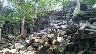 カンボジア・シェムリアップの写真・画像素材[2743169]