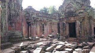 カンボジア・シェムリアップの写真・画像素材[2743167]
