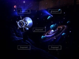 宇宙の写真・画像素材[2724686]