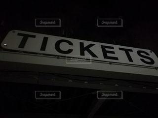 チケット売り場の写真・画像素材[2705908]