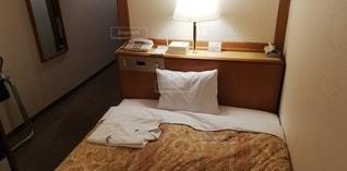 ビジネスホテルの写真・画像素材[2744575]
