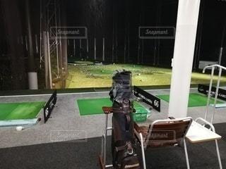 ゴルフの練習場の写真・画像素材[2748477]