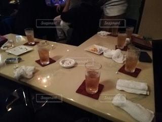 スナックで飲み会の写真・画像素材[2767595]