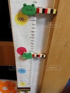 身長測定の写真・画像素材[2775484]